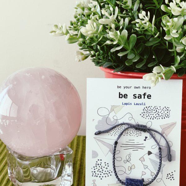 Kids Bracelet – Be Safe