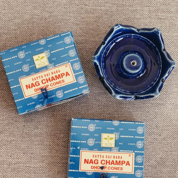 Nag Champa Dhoop – Energy Essentials