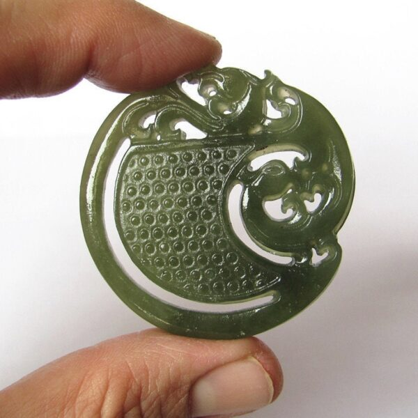 Jade Pendant (Medium)