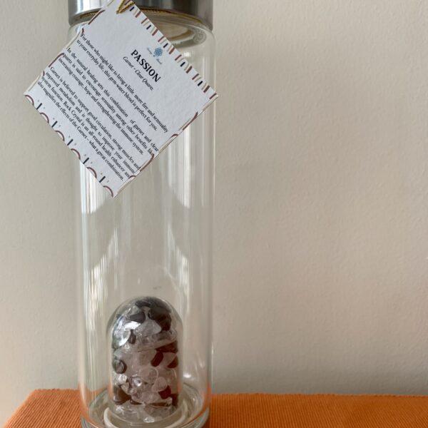 Gem Water bottle : Passion