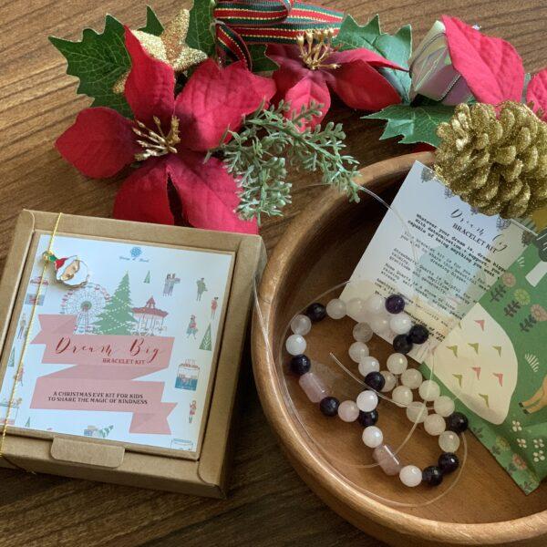 Christmas Eve Kit For Kids :: Dream Big Bracelet Kit