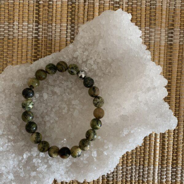 Turtle jasper healing bracelet