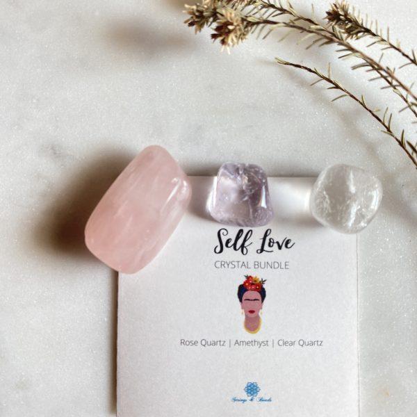 Self Love Crystal Kit