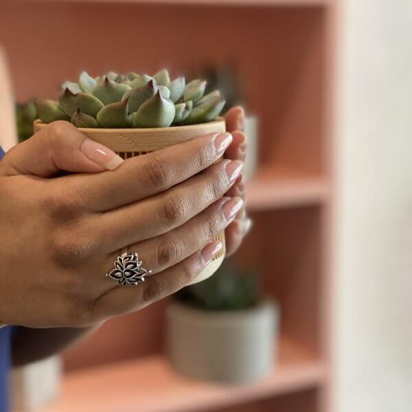 Ring : Lotus
