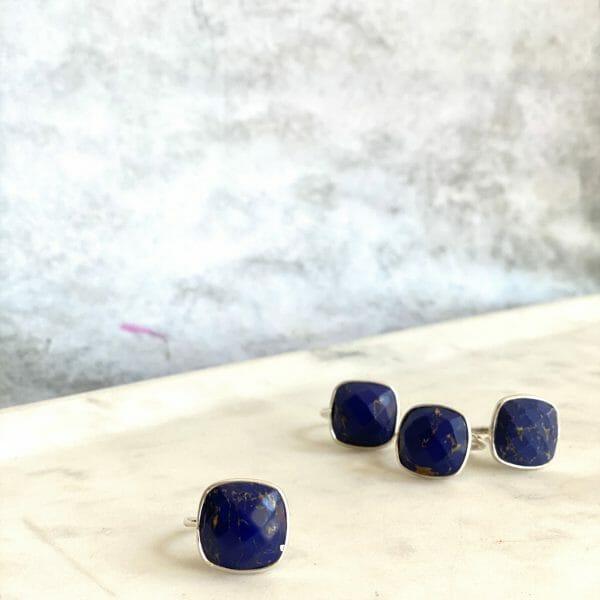 Ring: Lapis lazuli