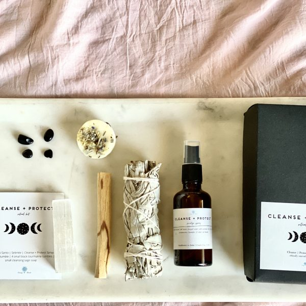 Cleanse + Protect Ritual Kit